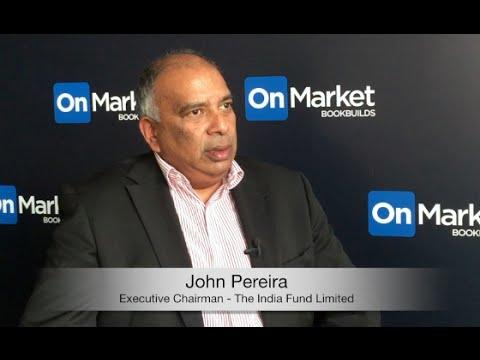 Take5 with John Pereira - Exec. Chairman - The India Fund Limited