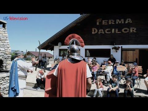 US Television - Romania - Ferma Dacilor