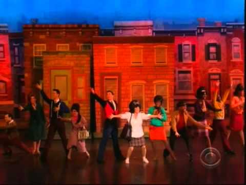 Tony Awards 2012 - Hairspray Royal Caribbean Cast with Harvey Fierstein