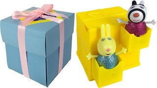 UNBOXING TWO PEPPA