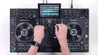 Denon DJ Prime 2 Performance DJ Mix - House, Tech and Big Room