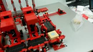 видео: Технический макет
