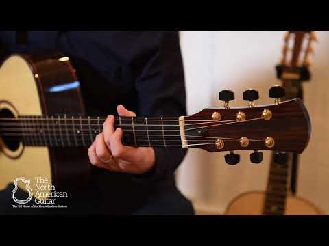 Sobell Martin Simpson Signature Model Acoustic Guitar - Played By Stuart Ryan