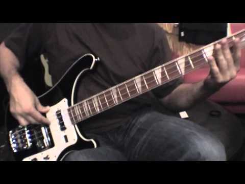 Free Will Bass Cover with comparison of 7 famous basses
