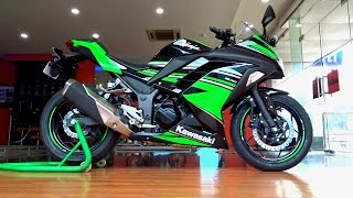 #Bikes@Dinos: Kawasaki Ninja 300 KRT Edition Walkaround Review, In Depth