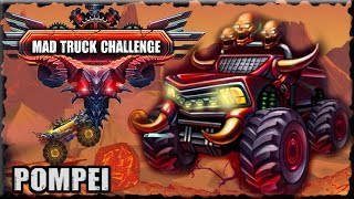 Mad Truck Challenge 3 Pompel Full Walkthrough (Gold Cup & Star)