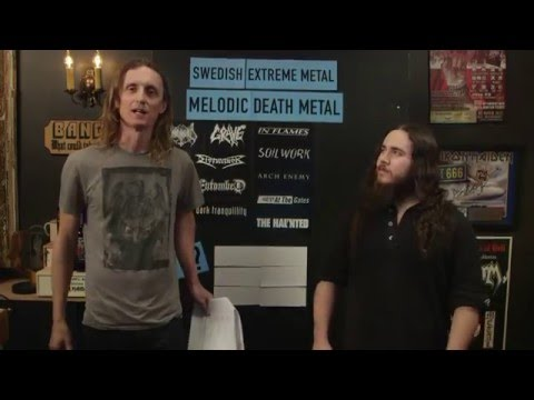 MELODIC DEATH METAL Essential bands debate with Morgan Rider of Vesperia  LOCK HORNS archive