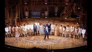 Original West End Cast of Hamilton Leaving Video