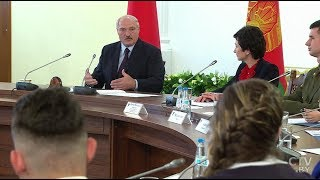 Самое удобное место для жизни по мнению Александра Лукашенко