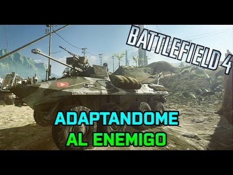 Battlefield 4: Adaptandome Al Enemigo - BTR-90 Parte 2 - (Gameplay/Comentario)