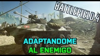 Battlefield 4: Adaptandome Al Enemigo - BTR-90 Parte 2 - (Gameplay/Comentario)
