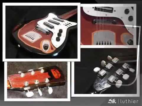 Tonante Rock Clube  3º Compilação De Guitarras Raras