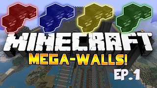 Minecraft Megawall #1/wMaserGT