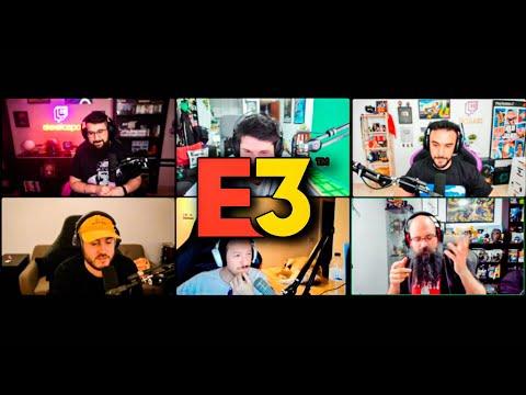 EMPIEZA EL E3 🎉 ft. Knekro, Chuso, Alexelcapo, Pazos y Juja