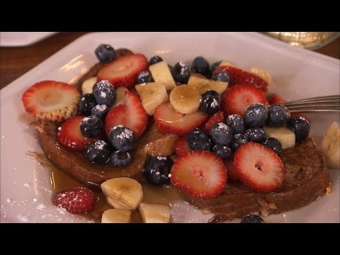 Low Cal French Toast