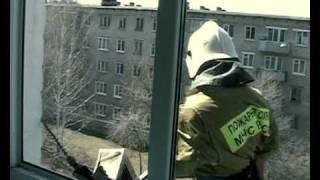 Ролик - Пожарные - смешные (г.Стерлитамак).avi