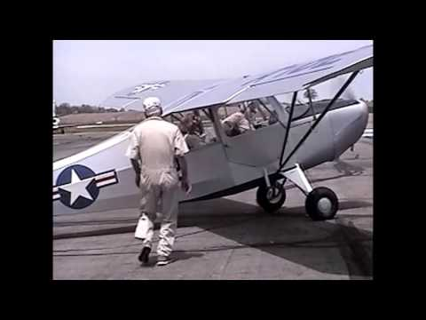 1947 Aeronca L-16 Restored by Dick Wells & Scott White