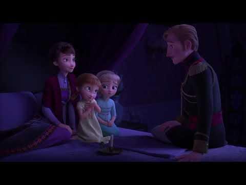 Песня Мамы Эльзы: Баллада о реке Ахтохаллэн L Только Аудио L All Is Found (Russian) L Frozen 2