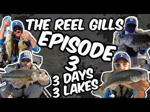 Episode 3: 3 Days, 3 Lakes (EPIC CAMPING TRIP)