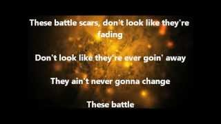 Guy Sebastian Lupe Fiasco Battle Scars Lyrics Video