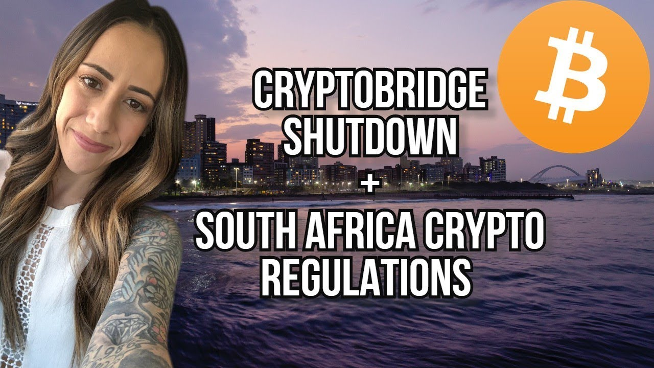 BITCOIN TECHNICAL ANALYSIS - CRYPTOBRIDGE - SOUTH AFRICA CRYPTO REGULATIONS - CHINA EXCHANGES
