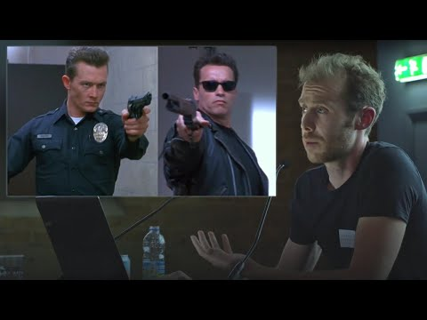 Terminator 2 & The Forgotten Art Of Blockbuster Cinema - Mike Hill