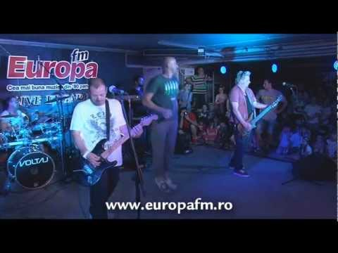 Europa FM LIVE in GARAJ: Voltaj - Iarna