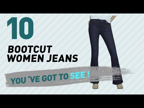 Bootcut Women Jeans // New & Popular 2017