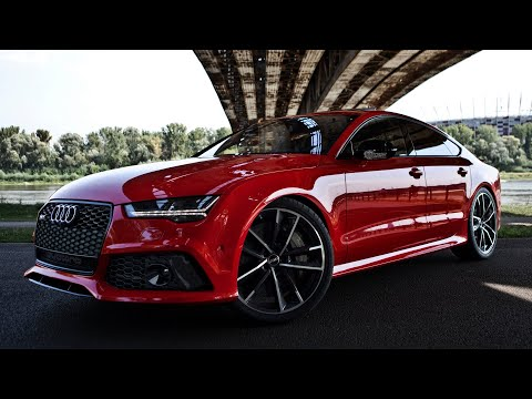 Thumbnail: 2017 605hp Audi RS7 Performance - details, launch, acceleration, interior