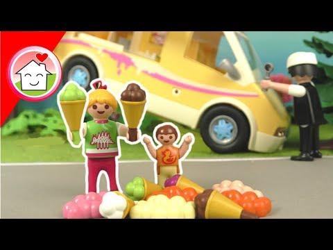 Playmobil Film Deutsch Eis Für Alle Geschichte Für Kinder Von - Minecraft hauser verschonern