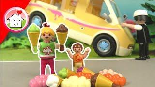 Playmobil Film deutsch - Eis für alle ! - Geschichte für Kinder von Familie Hauser