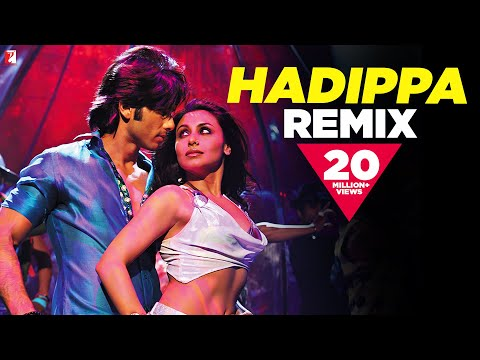 Remix: Hadippa The Remix Song | Dil Bole...