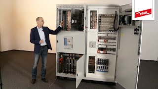 dehnshort active arc fault protection system for low voltage switchgear installations
