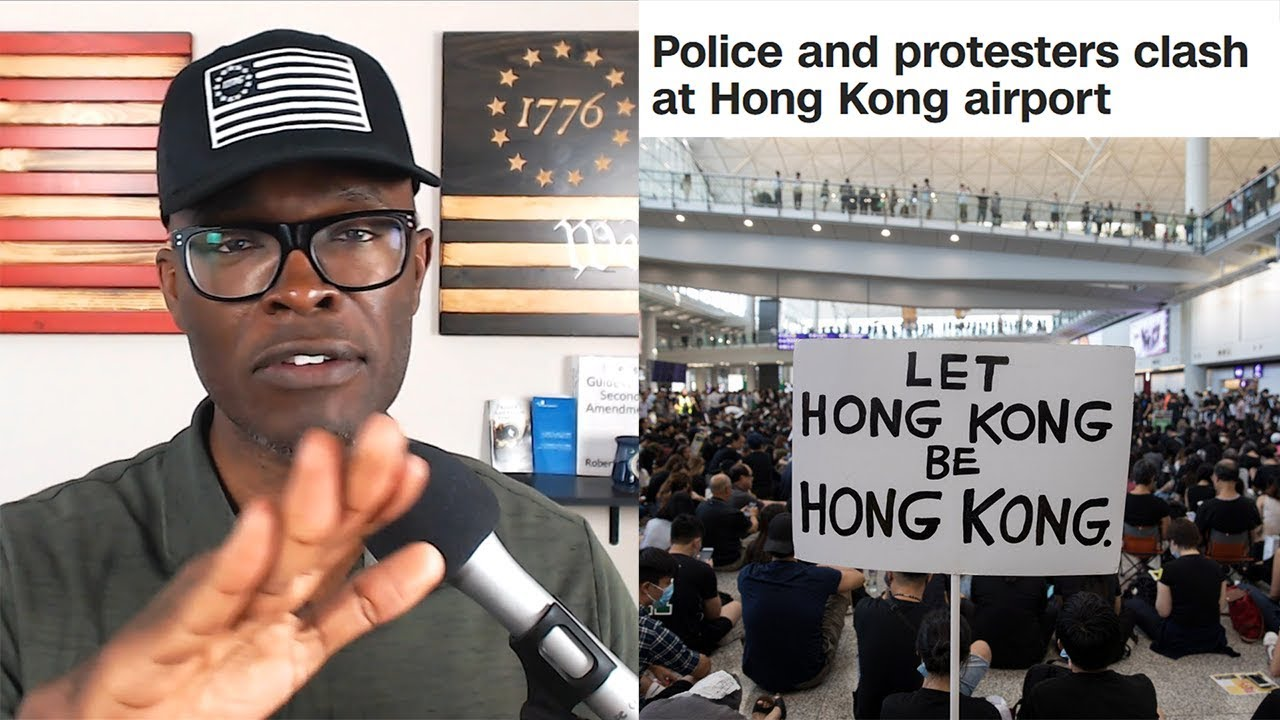 ABL Hong Kong Airport SHUT DOWN From Continued Protests! Here's Why