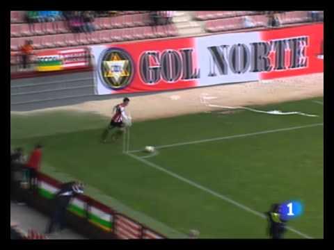 SD Logroñes 4 – 0 Peña Sport Video TVE con Audio de Onda Blanquirroja