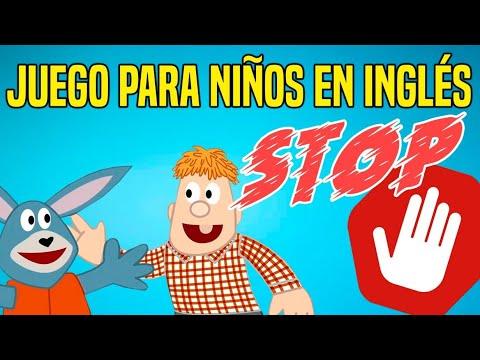 juego-de-vocabulario-en-inglÉs-para-niños-/-stop
