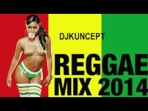 2014 BEST DANCEHALL REGGAE NON STOP MIX VOL I.  BY DJ KUNCEPT