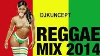 2014 BEST DANCEHALL REGGAE NON STOP MIX VOL I.  BY DJ KUNCEPT