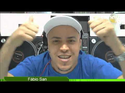 DJ Fábio San - Eurodance, Sexta Flash - 11.03.2016