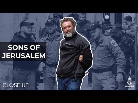 Sons of Jerusalem   Al Jazeera Close Up