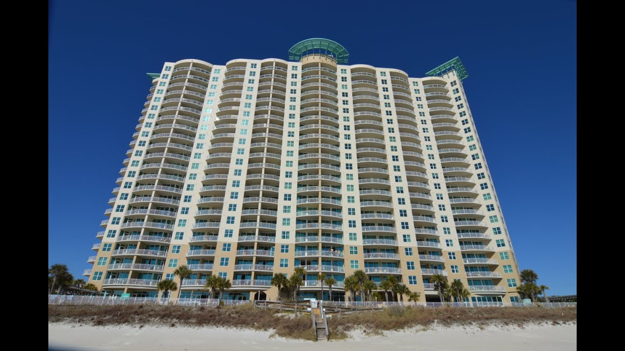 Aqua Resort Panama City Beach Fl Building Amenities