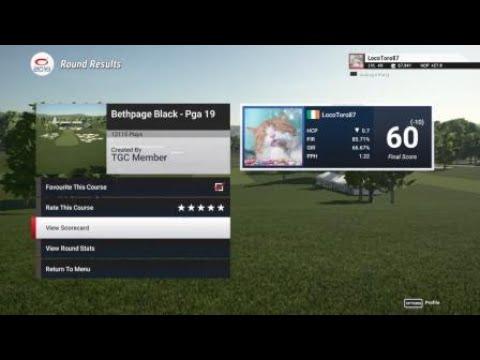 Bethpage Black - PGA 19 - The Golf Club 2019 |