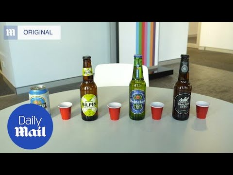 Daily Mail Australia Taste-tests Non-alcoholic Beers