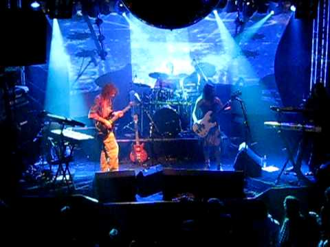 Ozric Tentacles (UK) | Live @ Sticky Fingers (Göteborg) 2010 - White Rhino Tea & Tidal Convergence