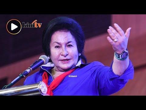Rosmah jawab kontroversi cincin