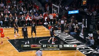 Repeat youtube video Top 10 Plays of NBA Christmas Day