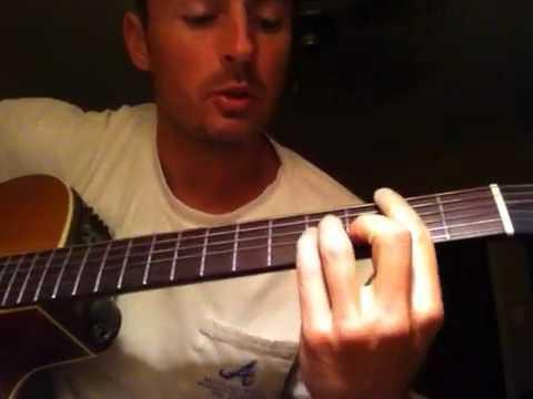 Kenny Chesney - You and Tequila (Tutorial) - Adam Webb Atlanta