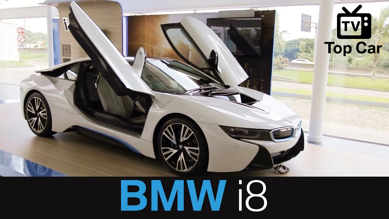 Bmw I8 O Esportivo Eletrico Do Futuro Tv Top Car Youtube
