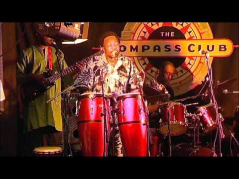 Walking under the Sun by ROBERT MASEKO N' THE CONGOBEAT LIVE CONCERT 2004..wmv
