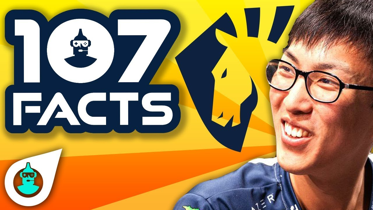 107 Team Liquid Facts YOU Should Know   Leaderboard Esports